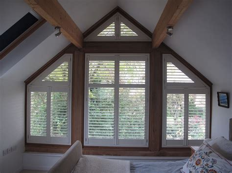 gable window do you need shutters or blinds for your gable end window