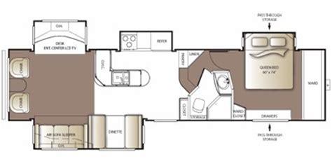 outback cers floor plans 2011 keystone rv sydney fifth wheel series m 330 frl specs