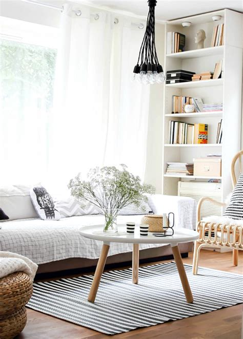 Ikea Chair Singapore A Bright And Airy Scandinavian Home At Home In Love