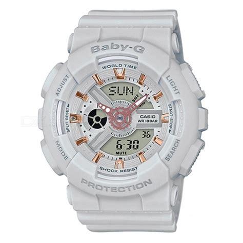 Casio Baby G Ba 110ga 7 A2dr Water Resistant 100 M casio baby g ba 110ga 8a white free shipping