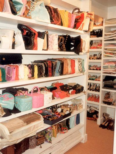 Best Way To Store Purses In Closet by 17 Best Ideas About Purse Storage On Handbag