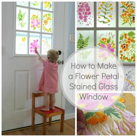 How To Make A Paper Window - 7 beautiful stained glass projects for