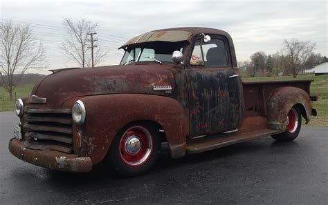 rusty pickup rusty old chevy truck youtube