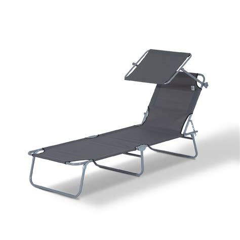 Chaise Longue Pliante by Outsunny Chaise Longue Pliante Transat Bain De Soleil