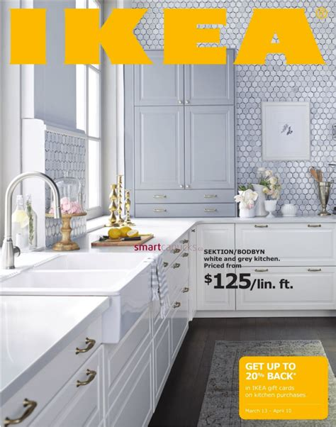 Ikea Gift Card Online Canada - ikea canada kitchen event receive up to 20 back in ikea gift cards on kitchen