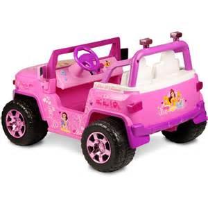 pics photos princess jeep power wheels walmart