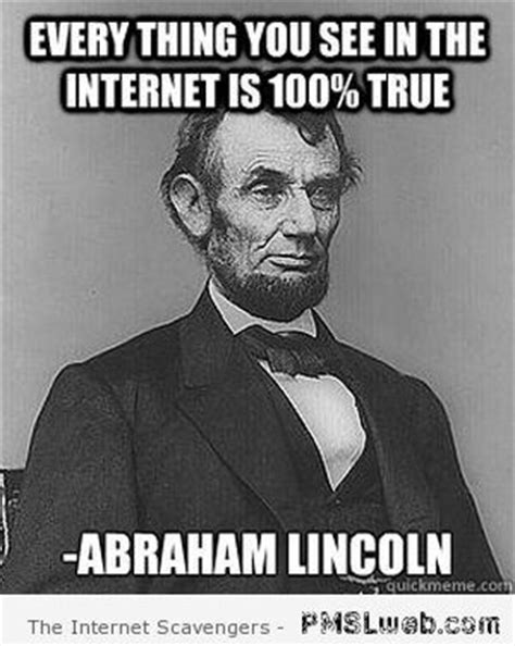 Abe Lincoln Meme - daily roundup