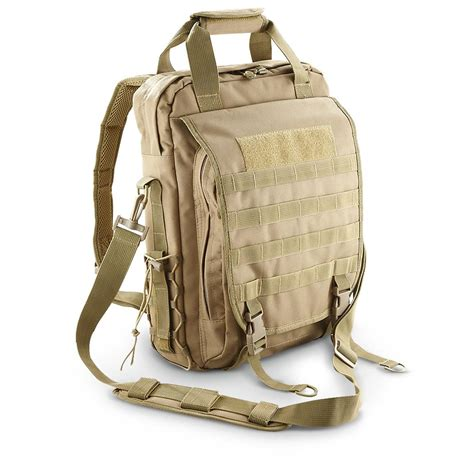 Red Rock Computer Bag - 232273, Military Style Backpacks ...