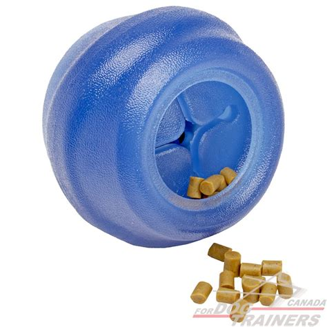 treat dispenser for dogs get large treat dispensing chewing