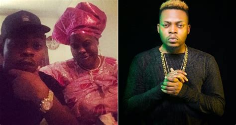 breaking olamide loses dad nigerian entertainment today nigerian rapper olamide orphaned as he loses mom on his