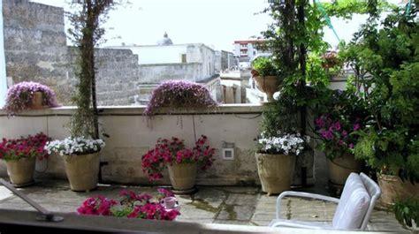 terrazza fiorita terrazza fiorita foto di roof barocco suite b b lecce