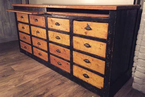 commode mercerie ancien meuble de mercerie