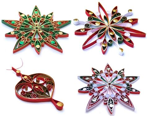 164 best quilling christmas images on pinterest paper