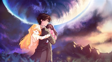 Anime Fanart Wallpaper Shelter Fanart Rin S Memories By Hyanna Natsu