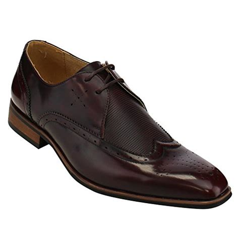 color oxford shoes lotti fc78 s wing tip lace up brogue oxford dress