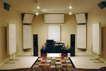 basstrap ceiling realtraps room treatments stereophile
