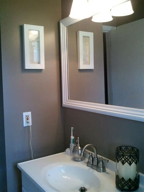 creative paint colors small bathrooms 13 within home