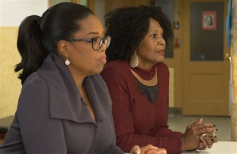 nia imani center oprah winfrey on quot 60 minutes quot reports early traumatic