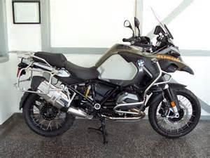 Bmw R1200gsa 2015 Bmw R1200gsa Low Seat Dual Sport Motorcycle From