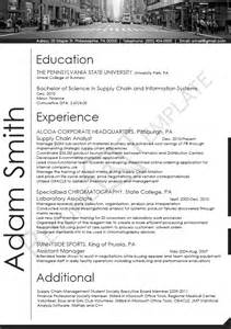 Targeted Resume Template by Targeted Resume Template Functional Resume Template