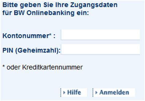 www bw bank bw bank tagesgeld banking auf www bw bank de