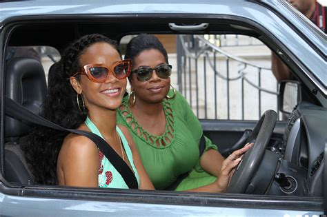 barbados rihanna house rihanna s childhood home singer gives oprah tour of house in barbados video