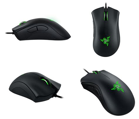 Mouse Deathadder Chroma feedback