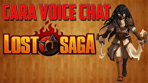 tutorial summertime saga indonesia cara voice chat di lost saga indonesia tutorial youtube