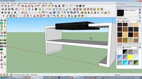 tutorial google sketchup gratis super aula de como usar o sketchup 8 portugu 234 s youtube