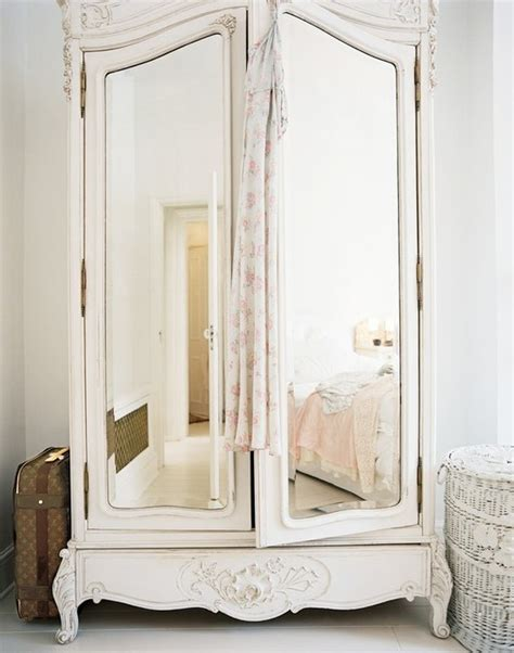 antique white wardrobe bedroom