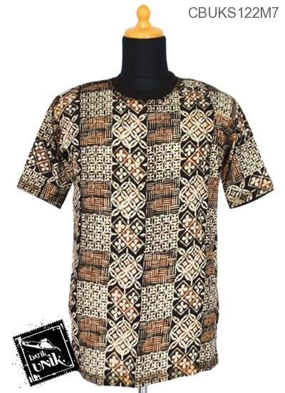 Kaos Motif kaos batik motif batangan kaos murah batikunik
