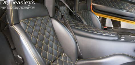Lamborghini Leather Seats Car Leather Care Introduction
