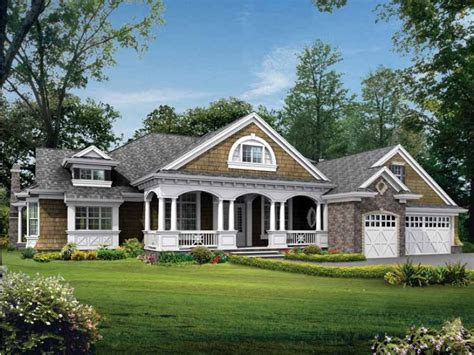 craftsman home plans with pictures home plan homepw05085 3500 square foot 4 bedroom 3