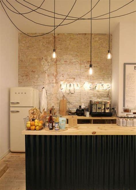 Idee Cuisine Avec Bar by Deco Bar De Cuisine Avec Parement