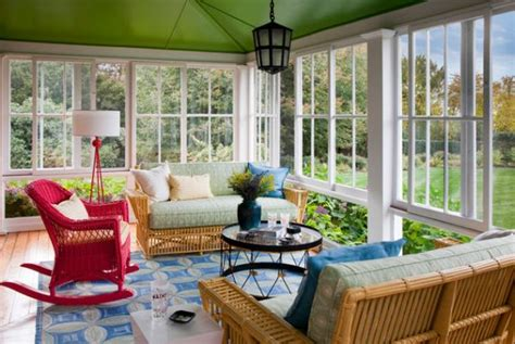 Sun Room Windows Ideas 35 Beautiful Sunroom Design Ideas