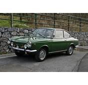 Fiat 850 Sport Coupe Classic Cars Italia Wallpaper  1800x1200