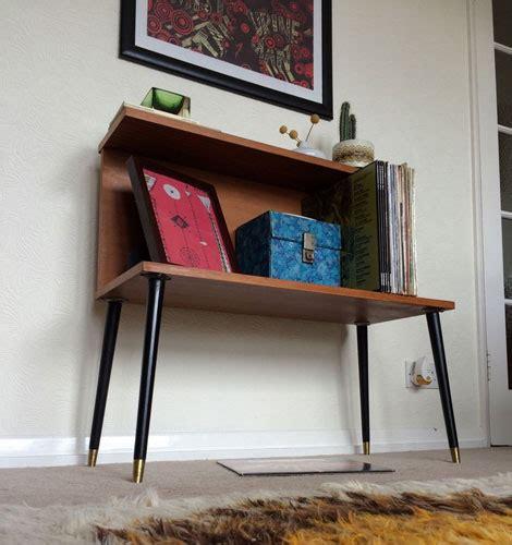 ebay 1960s teak beaver tapley record cabinet and
