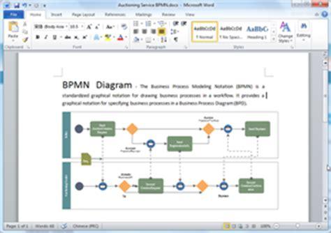 bpmn diagram free standard business process modeling notation templates bpmn templates