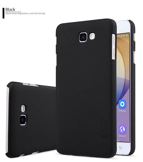 Nillkin Samsung Galaxy J7 Plus Casing Cover nillkin frosted shield matte cover for samsung galaxy j7 prime on7 2016 free