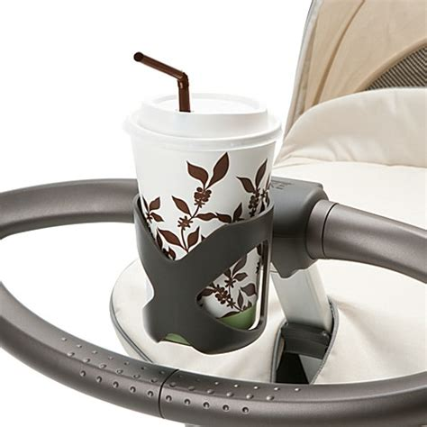 bed with cup holder stokke 174 xplory 174 cup holder bed bath beyond