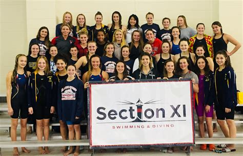 section xi swimming nysphsaa chionship tickets itinerary section 11