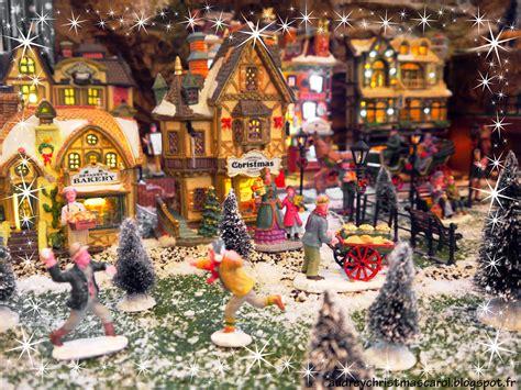 17 stunning christmas village miniature my visual home