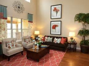 Turquoise And Brown Living Room Photos Hgtv