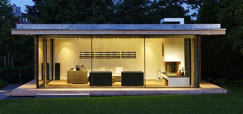 minimal windows designing contemporary garden rooms with minimal windows