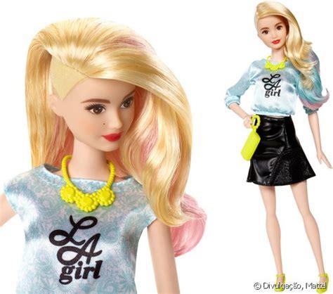 Hairstyle Doll With Cl by Gana Corte Sidecut Y Peinados Estilosos En Su Nueva