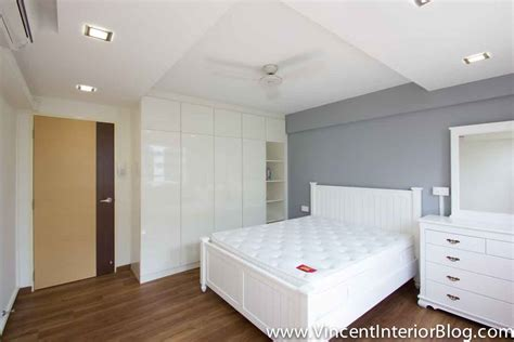 Hdb Bedroom Design Yishun 5 Room Hdb Renovation By Interior Designer Ben Ng Part 6 Project Completed Vincent