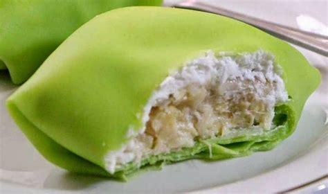pancake durian medan resep makanan  minuman makanan