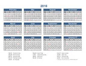 2016 retail accounting calendar 4 4 5 free printable