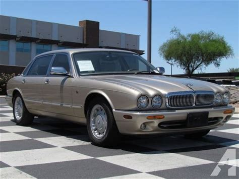 1999 Jaguar Xj8 Review 1999 Jaguar Xj8 Vanden Plas For Sale In Arizona