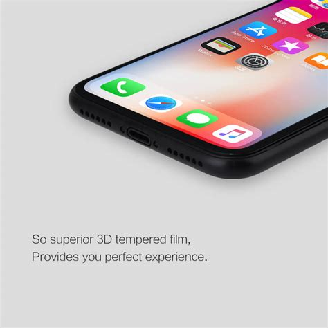 Nillkin Amazing 3d Cp Max Tempered Glass Iphone 7 Plus nillkin amazing 3d cp max tempered glass screen protector for apple iphone x